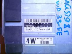 Блок abs. Toyota Gaia, SXM15G Двигатель 3SFE