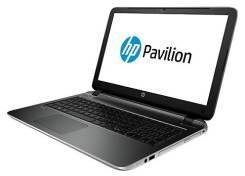 "HP Pavilion 15. 15.6"", 2,0ГГц, ОЗУ 4096 Мб, диск 500 Гб, WiFi, Bluetooth, аккумулятор на 4 ч."