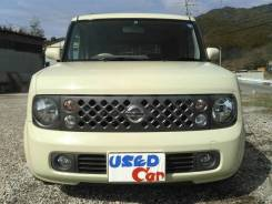 Фара. Nissan Cube, BNZ11, YZ11, BZ11 Двигатели: CR14DE, HR15DE
