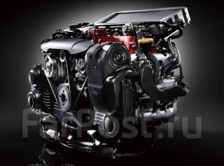 Двигатель в сборе. Subaru: Legacy B4, Legacy, Impreza XV, Impreza WRX, Forester, Impreza WRX STI, Impreza Двигатель EJ20