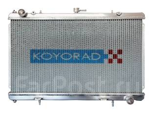 Радиатор охлаждения двигателя. Mitsubishi MT