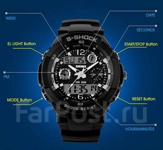 которые часы casio g shock инструкция на русском wr30m даже если