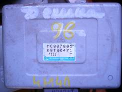 Блок управления свечами накала. Mitsubishi Delica, PE8W, PF8W, PD8W Двигатель 4M40
