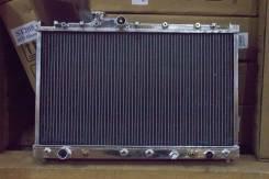 Радиатор охлаждения двигателя. Toyota Altezza, SXE10 Двигатель 3SGE