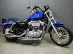 Harley-Davidson Sportster Superlow. 883 куб. см., исправен, птс, без пробега. Под заказ