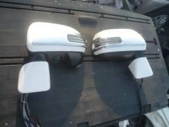 Зеркало заднего вида боковое. Toyota Voxy, ZRR70, ZRR75 Toyota Noah, ZRR70, ZRR75