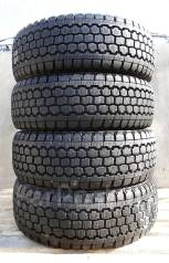 Bridgestone Blizzak W965. Всесезонные, износ: 10%, 4 шт