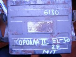 Блок управления двс. Toyota Corolla II Toyota Corolla 2, EL30 Двигатель 2E