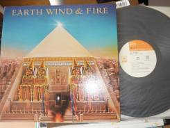 JAZZ! FUNK! Ёрт, Винд & Фая / Earth, Wind & Fire - ALL 'N ALL - JP LP
