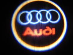 Эмблема. Audi: Q5, TT, A1, A3, A4, A5, A6, A8, R8