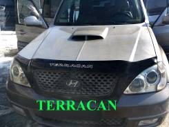 Hyundai Terracan. HP, J3