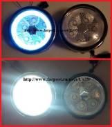 Светодиодные туманки Infiniti EX с 2008г с ангельскими глазками