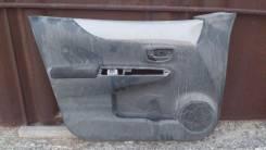 Обшивка двери. Toyota Vitz, NSP130
