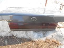 Крышка багажника. Toyota Sprinter, AE100 Двигатель 2S