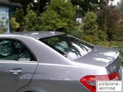 Спойлер на заднее стекло. Mercedes-Benz E-Class, W212