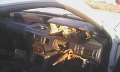 Панель приборов. Mitsubishi Galant, E32A Двигатель 4G37