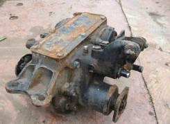 Задняя часть автомобиля. ГАЗ 69