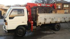 Mazda Titan. Продам грузовик с краном, 3 500 куб. см., 3 000 кг.