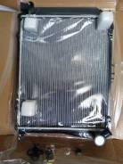 Радиатор охлаждения двигателя. Toyota Hiace, LH168V Двигатель 5L