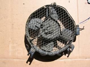 Вентилятор охлаждения радиатора. Toyota Sprinter, AE91 Двигатель 5AFE