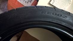 Bridgestone Potenza RE002 Adrenalin. Летние, 2012 год, износ: 20%, 4 шт