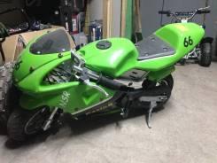 Yamaha Pocket bike. 49 куб. см., исправен, без птс, без пробега. Под заказ