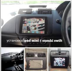 Установка планшетов Ipad и Ipad mini в автомобиль
