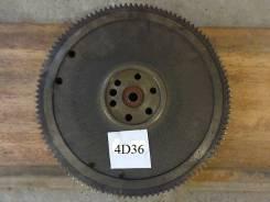 Маховик. Mitsubishi Canter Двигатель 4D36