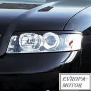 Накладка на фару. Audi A4, B6