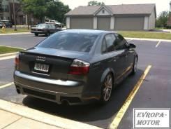 Порог пластиковый. Audi A4, B6