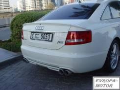 Губа. Audi A6, 4F2/C6, 4F5/C6