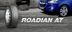 Nexen Roadian A/T. Грязь AT, 2013 год, без износа, 4 шт