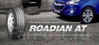 Nexen Roadian A/T. Грязь AT, 2014 год, без износа, 4 шт