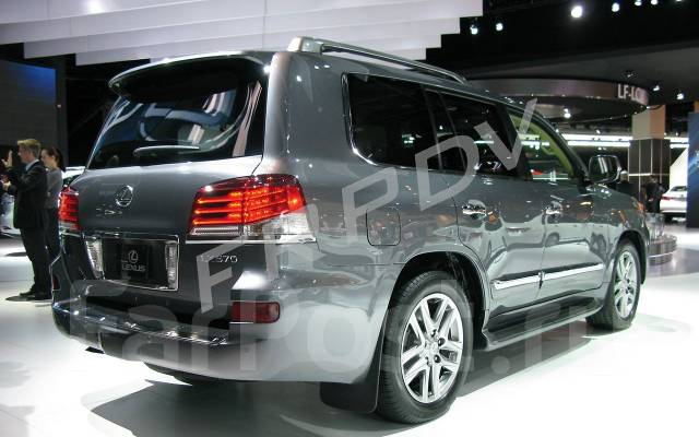 Кузовной комплект. Lexus LX570, SUV, URJ201, URJ201W