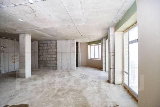 3-комнатная, улица Четвертая 6д. Океанская, застройщик, 94 кв.м. Интерьер
