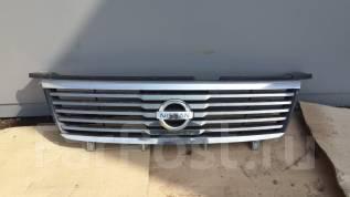 Решетка радиатора. Nissan Sunny, FB15, FNB15 Двигатель QG15DE