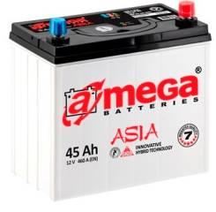 A-Mega. 45 А.ч.