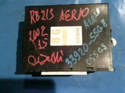 Коробка для блока efi. Suzuki Aerio, RB21S Suzuki Aerio Wagon, RB21S Двигатель M15A