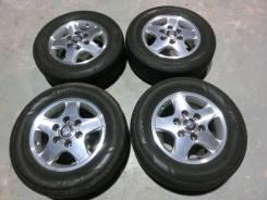 Продается комплект литых дисков Nissan Elgrand R15 #1233. 6.0x15, 6x139.70, ET35