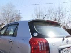 Спойлер. Toyota Corolla Runx. Под заказ
