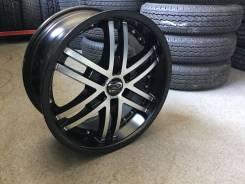 Sakura Wheels. 8.0x17, 6x114.30, ET25, ЦО 66,1мм.