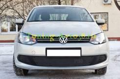 Заглушка бампера. Volkswagen Polo, 612, 602, 6R1 Двигатели: CZCA, CFNA, CFNB, CZEA, CWVA, CLSA, DAJA, CFW, CUSB, CUSA, CJZC, DAJB, CHYA, CHZC, CHYB, C...