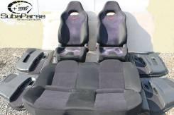 Сиденье. Subaru Impreza WRX STI