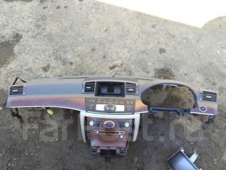 Лампа подсветки приборной панели. Nissan Fuga, PY50 Двигатель VQ35DE