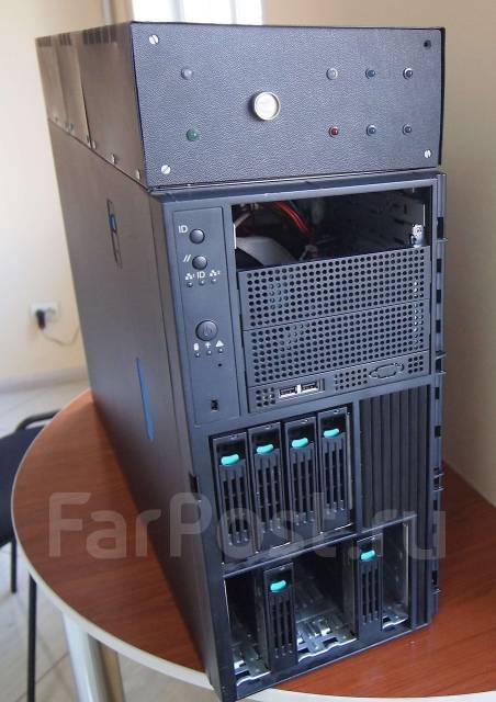 Уничтожитель информации с HDD Intel Server Chassis SC5600BRP