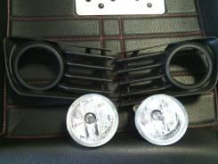Туманки Toyota Prius 20 (Приус) 2003-2009г + заглушка-решетка