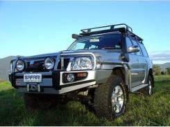 Шноркель Nissan Patrol 2004-2013, 3,0L