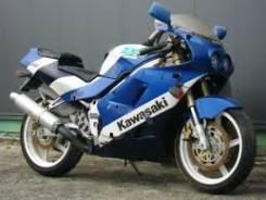 Kawasaki ZXR 250. 250 куб. см., исправен, без птс, без пробега