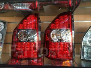 Стоп-сигнал. Mitsubishi Pajero, V93W, V65W, V60, V73W, V97W, V63W, V78W, V75W, V98W, V77W, V68W, V87W, V83W, V88W, V80 Двигатели: 6G72, 6G74, 4M41, 6G...