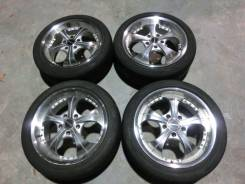 Продается комплект литых дисков Blest Euromagic Vorder R17 #1257. 7.0x17, 5x114.30, ET42